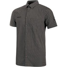 Mammut Lenni Shortsleeve Shirt Men grey